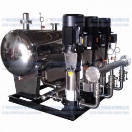 无水池叠压式高层二次加压供水设备_最节能的变频供水设备