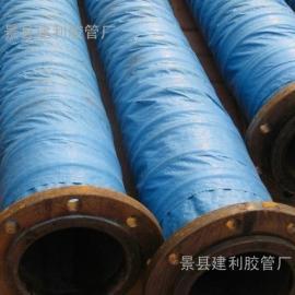 供应建利牌大口径天然橡胶输水胶管、价格、生产厂家