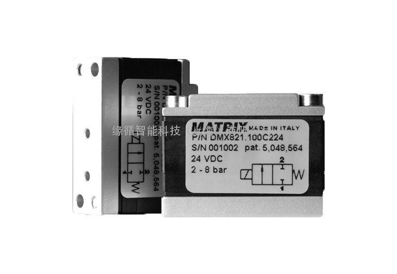 比例电磁阀 matrix series 820-微型高速电磁阀图片