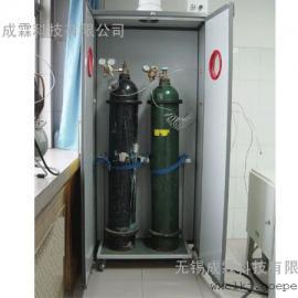 无锡生产气瓶柜(装有智能报警装置、智能排风扇)全自动气瓶柜