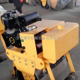 腾宇机械 单轮柴油压路机 小型柴油压实机