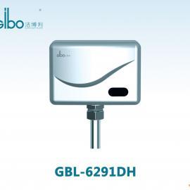 供应 明装后进水感应小便器 GBL-6291DH