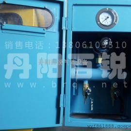 成都氧气分配器岗位工位箱/双接头氧气分配器岗位工位箱