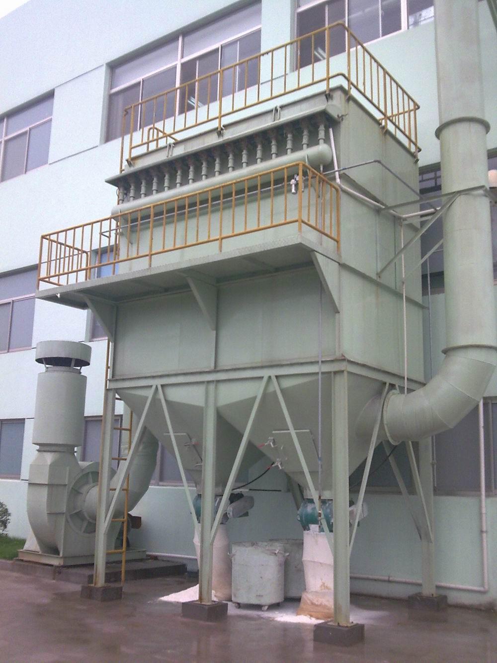 东莞优洁生产集尘系统