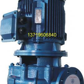 厂家直销源立45KW立式空调冷冻泵GDX150-50