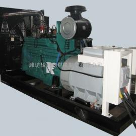 30kw 潍柴天然气发电机 燃气专用发动机