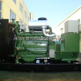 600KW 潍柴天然气发电机 燃气专用发动机 进口配件