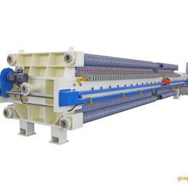 自动隔膜板框压滤机、自动拉板隔膜压滤机