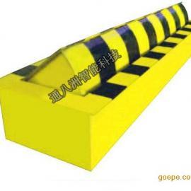 地埋式液压路障机,液压驱动的升降式路障机