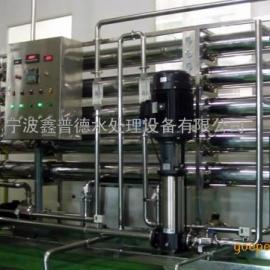 宁波水处理单级反渗透设备/单级反渗透纯水机生产厂家