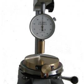 LX—AM型薄橡胶硬度计  附加O型圈工作台