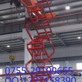 深圳公明剪叉式移动升降机,高空作业平台销售