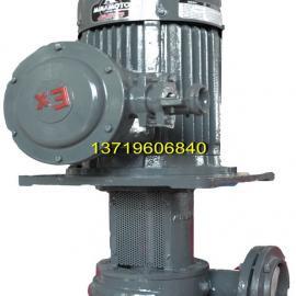 厂家直销10HP防爆水泵YLX-EX系列液下防爆水泵