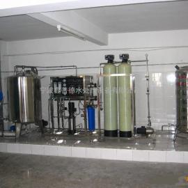 绍兴大型超滤净水设备/宁波大型双级纯水设备