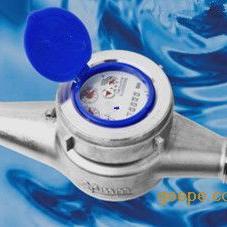 不锈钢旋翼式防腐蚀耐酸碱LXS-20EN水表