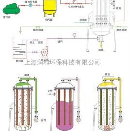 PE/PA管式过滤机