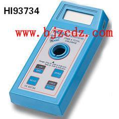 余氯总氯微电脑测定仪(意大利哈纳)