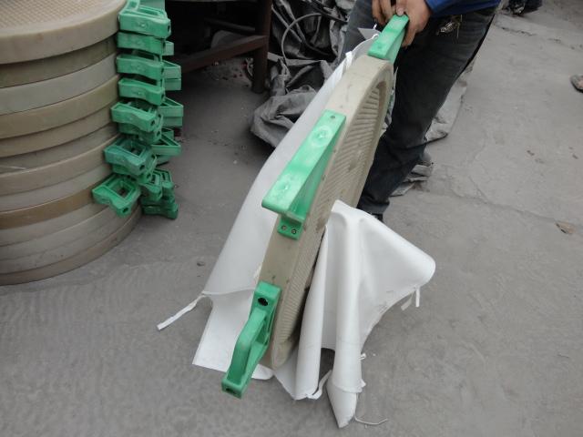 明华牌过滤材料、各种型号滤布