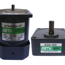 ASTK力矩电机5TK40CGN-CF,5TK40GU-CF