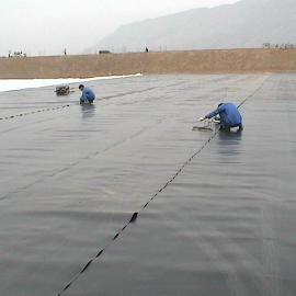 专业承揽生活垃圾处理场渗滤液浮盖工程
