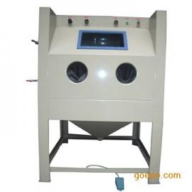 1010A箱式手动干喷砂机