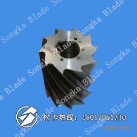 工程塑料造粒刀具 工程塑料制粒机刀片 工程塑料切粒机滚刀