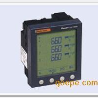 施耐德PM750系列多功能表�力���y量�x