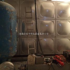 三亚海棠湾不锈钢保温水箱