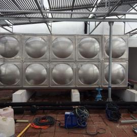 三亚亚龙湾不锈钢保温水箱