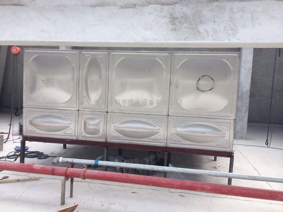 三亚清水湾不锈钢保温水箱