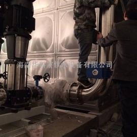 博鳌不锈钢保温水箱