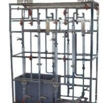 离子交换软化及除盐实验装置