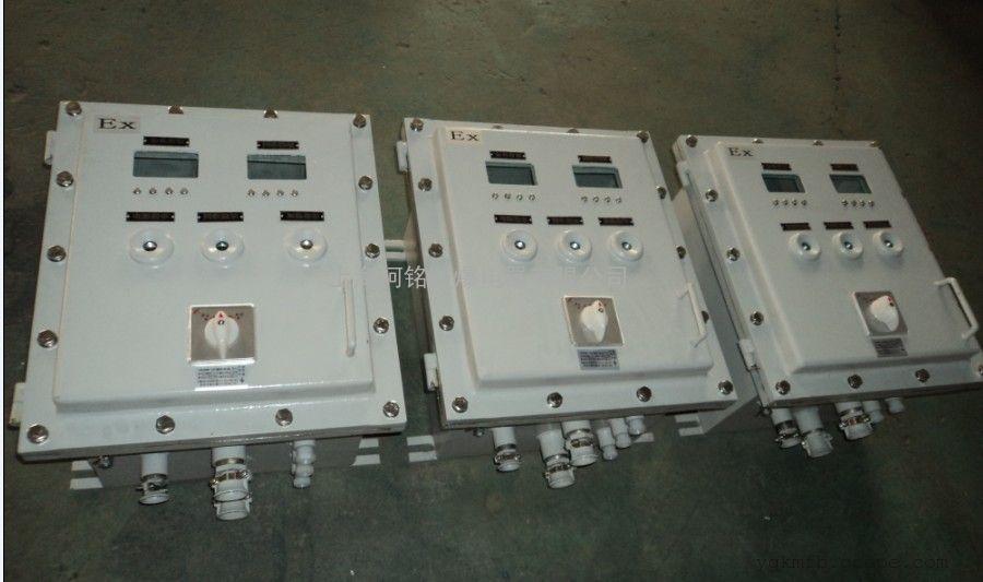 防爆动力配电箱BXD