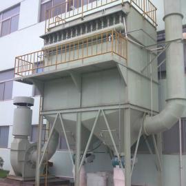 UJ木材加工粉尘处理-请选中央集尘机-脉冲集尘器