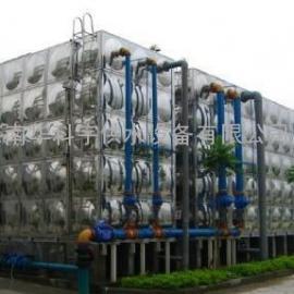 老城不锈钢保温水箱