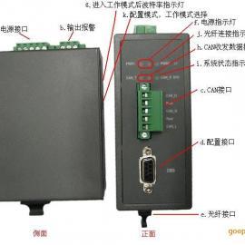 消防联网CAN光纤中继器