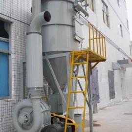 供应集尘机系统