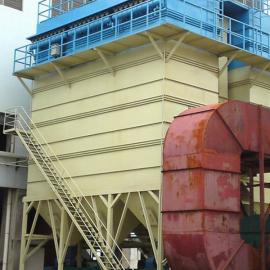 锅炉尾气中央集尘机系统