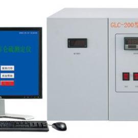 微库仑硫氯测定仪硫氯测定仪