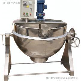 供应厦门立式夹层锅