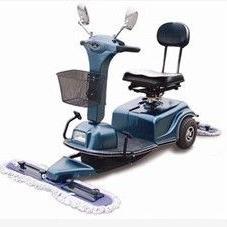 电动尘推车使用效果,大型超市用电动尘推车,旅游景点用尘推车