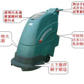 威奇洗地机,AT500电线式洗地机