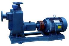 大自然泵业供应25ZW8-15自吸泵 ZW排污自吸泵