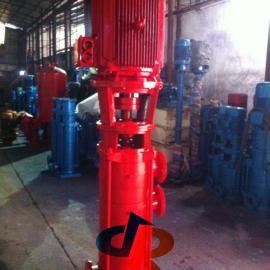 供应XBD11.7/10-65*9消防泵 恒压切线消防泵