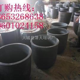 专业化铜石墨坩埚 化铜坩埚厂家