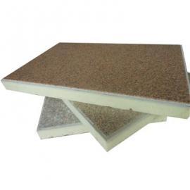 防石材聚氨酯装饰保温一体板