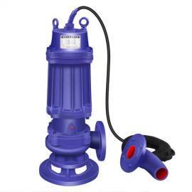 供应40QW15-15-1.5排污泵 潜水排污泵