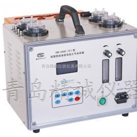 JH-2400型恒温自动大气采样器双路0.200L/min