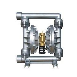 供应QBY-40气动隔膜泵 不锈钢隔膜泵 微型隔膜泵