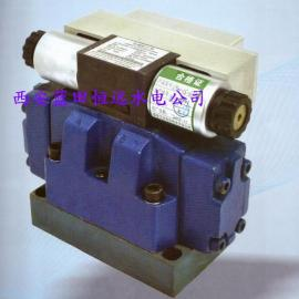 水电站调速器油系统液压阀DYW-15-63B电磁配压阀